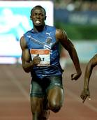 Bolt,con 3 titoli a Londra in legenda