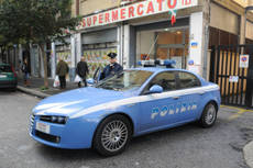 Fake blind man nabbed in Calabria