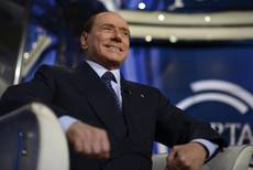 Berlusconi mocks Italy's small political parties