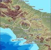 Forte terremoto in Campania e Molise