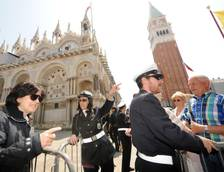 Venice launches manners campaign for tourists