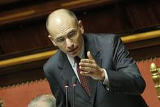 Letta wins Senate confidence too