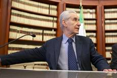 Rodota' is presidential candidate for Grillo's M5S