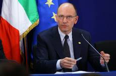 Letta says end of EU procedure won't bring immediate benefit