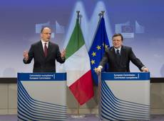 Barroso warns India against death penalty on Italian marines