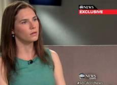 Amanda spaventata 'sentenza ingiusta'