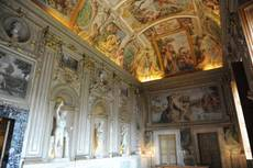 PALAZZO FARNESE'S CARRACCI GALLERY TO SHINE ANEW
