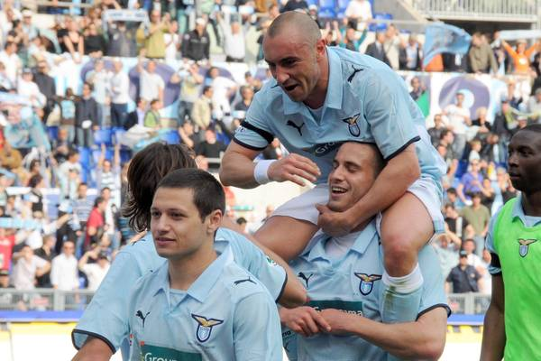 Lazio-Roma dal 2010 agli anni '90 - Photostory Serie A - ANSA.it