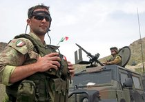Italy to decide on Afghan troop surge