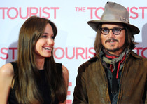 'The Tourist', photocall a Berlino
