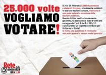 Monti, fare di tutto per far votare studenti Erasmus – Politica – ANSA.it