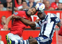 Manchester United-West Bromwich 1-2